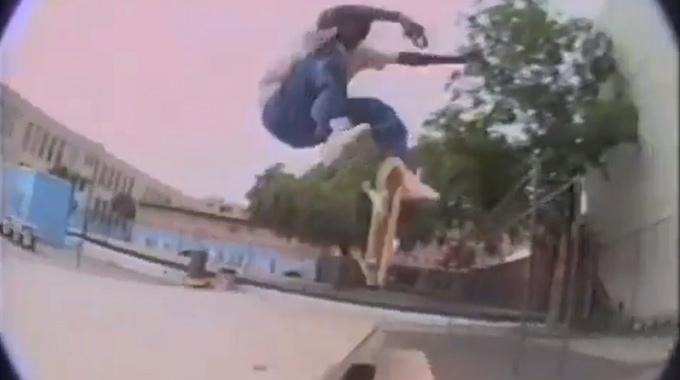 Kareem Campbell Trilogy Skateboard Msm