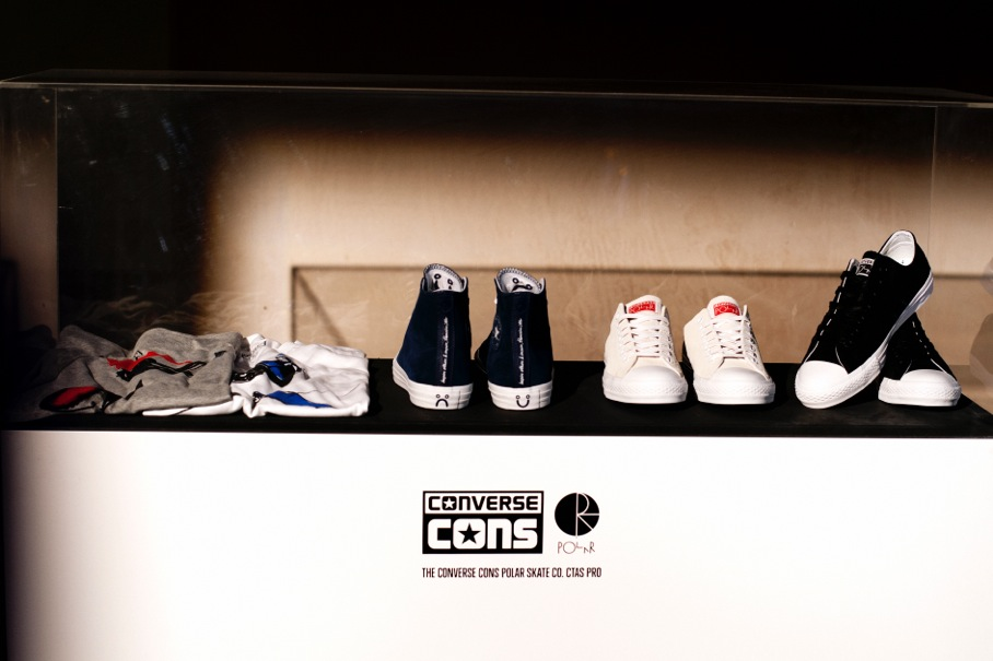 Polar x Cons Kollabo