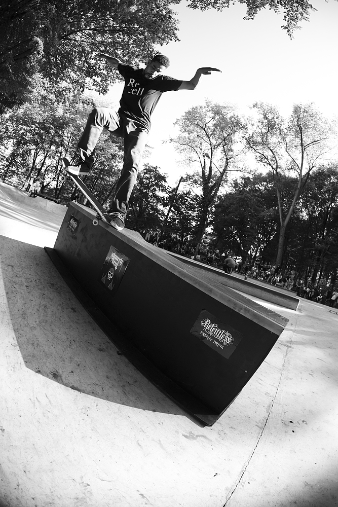Samuel Beyer – Crooked | Photo: Hendrik Herzmann