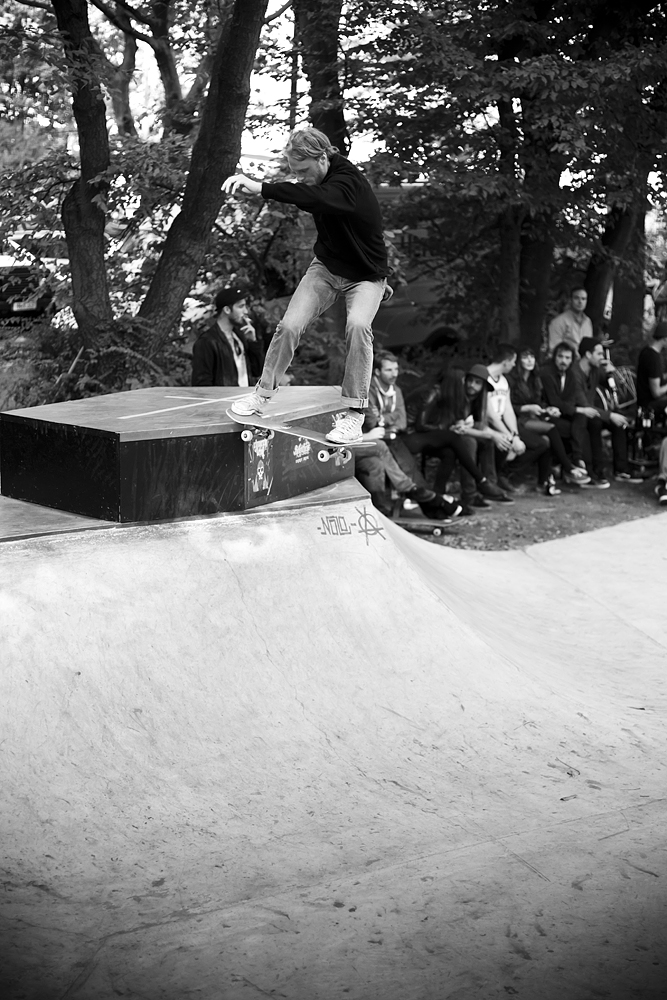 Tim Hachen – Tailslide | Photo: Hendrik Herzmann