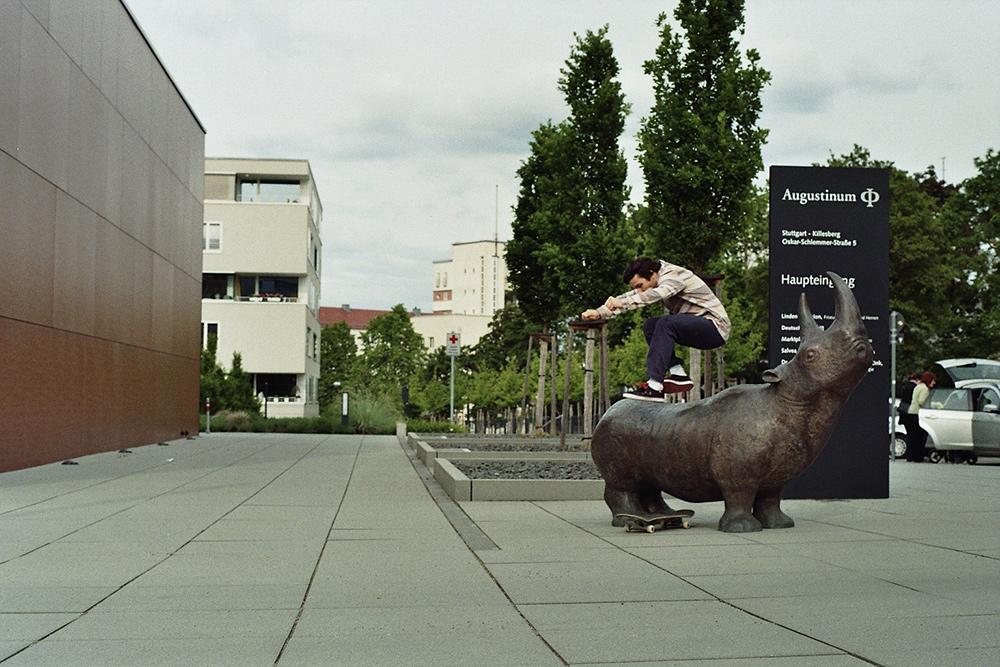 Mark Metzner – Hippie Jump