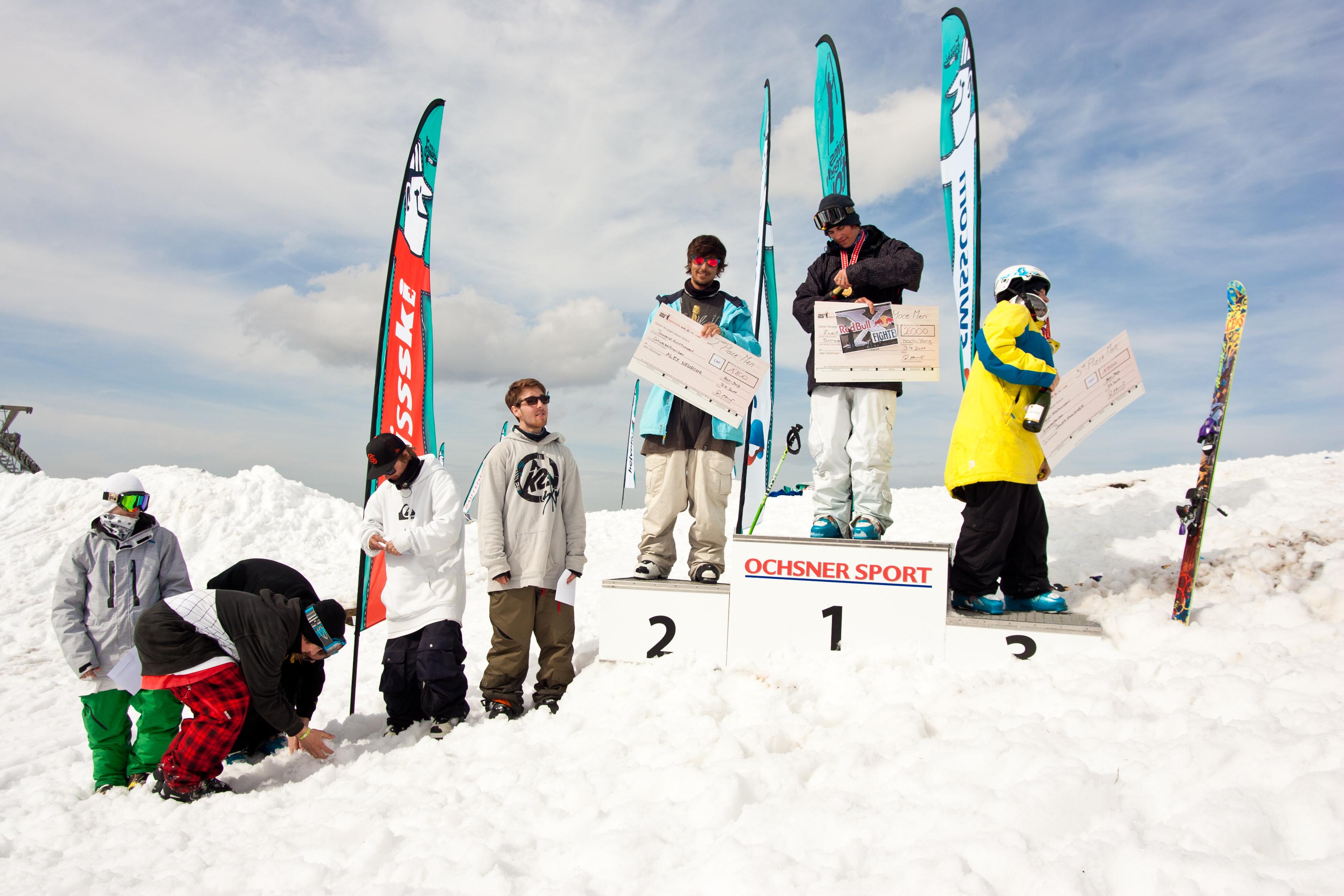 Bild 2 - Gewinner Freeski Tour - Men