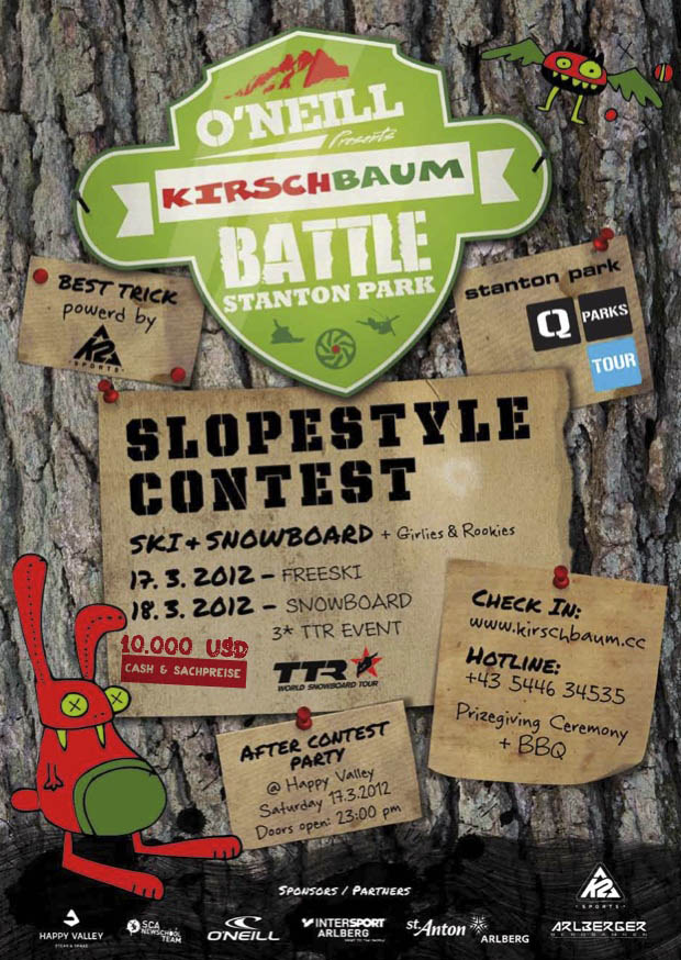 oneill-kirschbaum-battle-2012-flyer