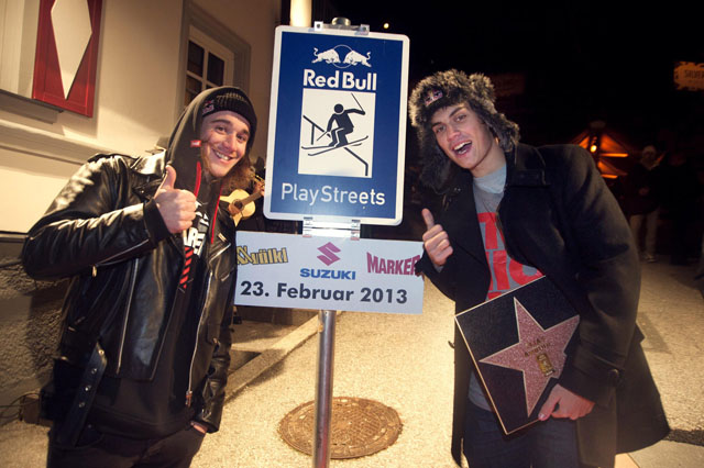 Red Bull PlayStreets Graham & Ambühl © Max Steinbauer