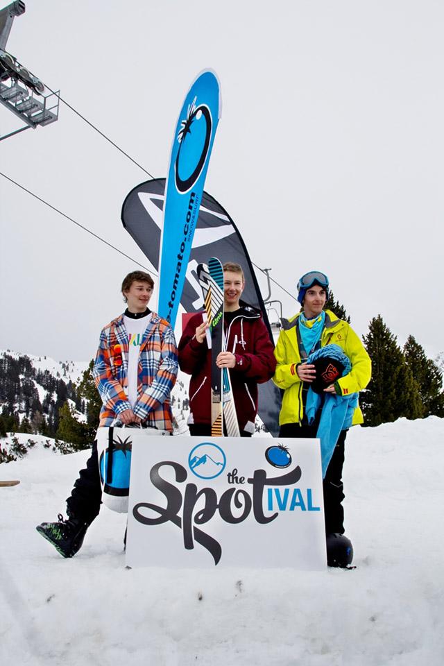 WINNER_ski_1JohannesrRohrmoser_2ManuelHornegger_3Hubert Stocher