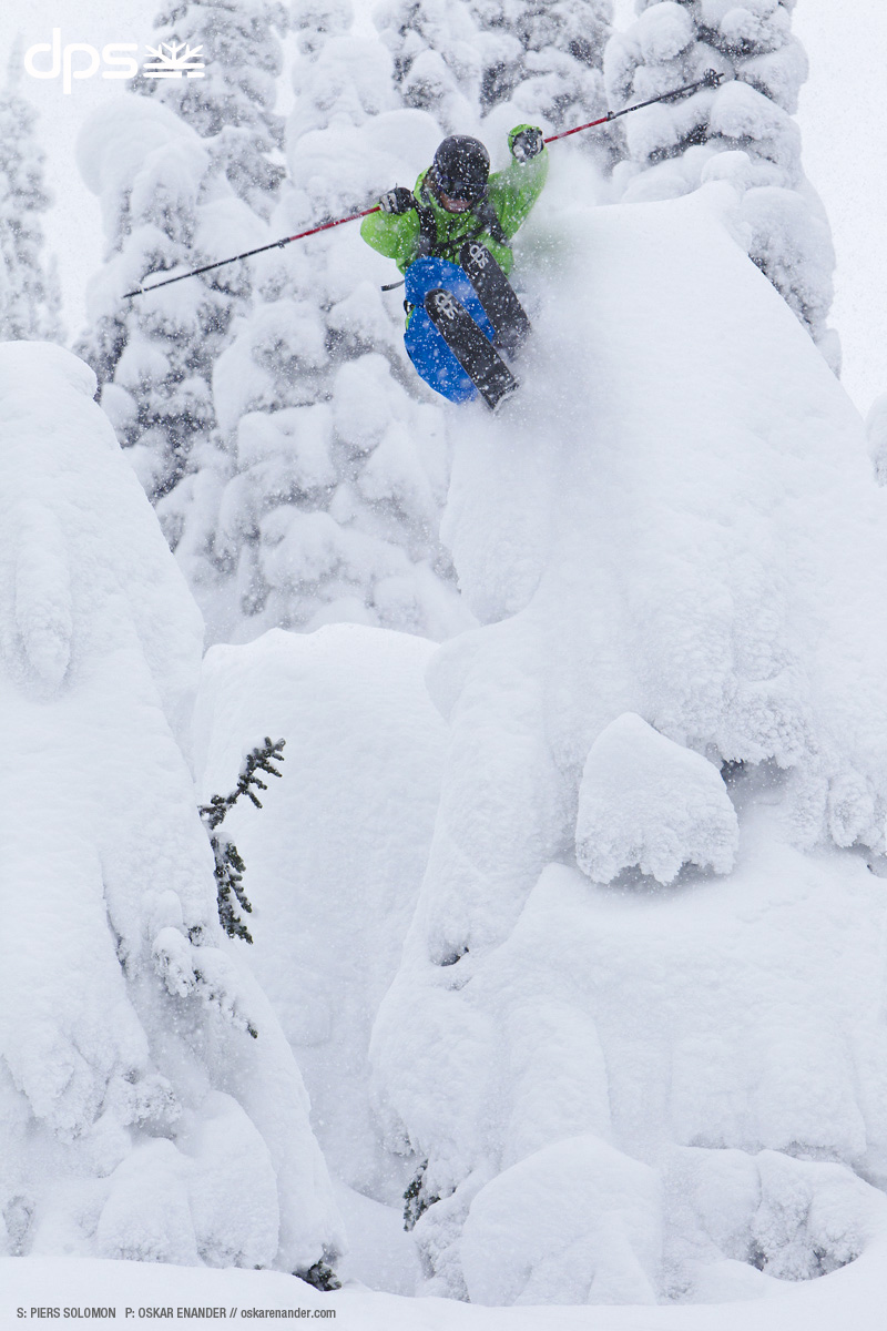 Rider: Piers Solomon Location: Whitewater, BC/ Sweetgrass