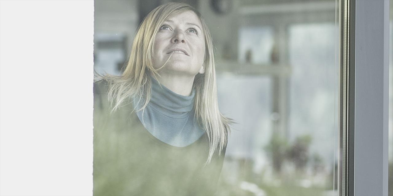 Dasein_Stefan_Frau Geli_Blick aus Fenster