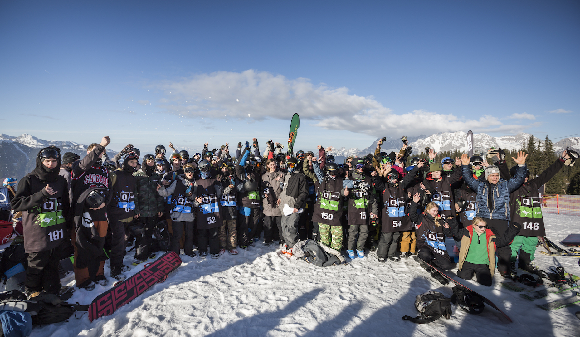 Was Ist Los Mit Freeskiing In Deutschland Skiingmag