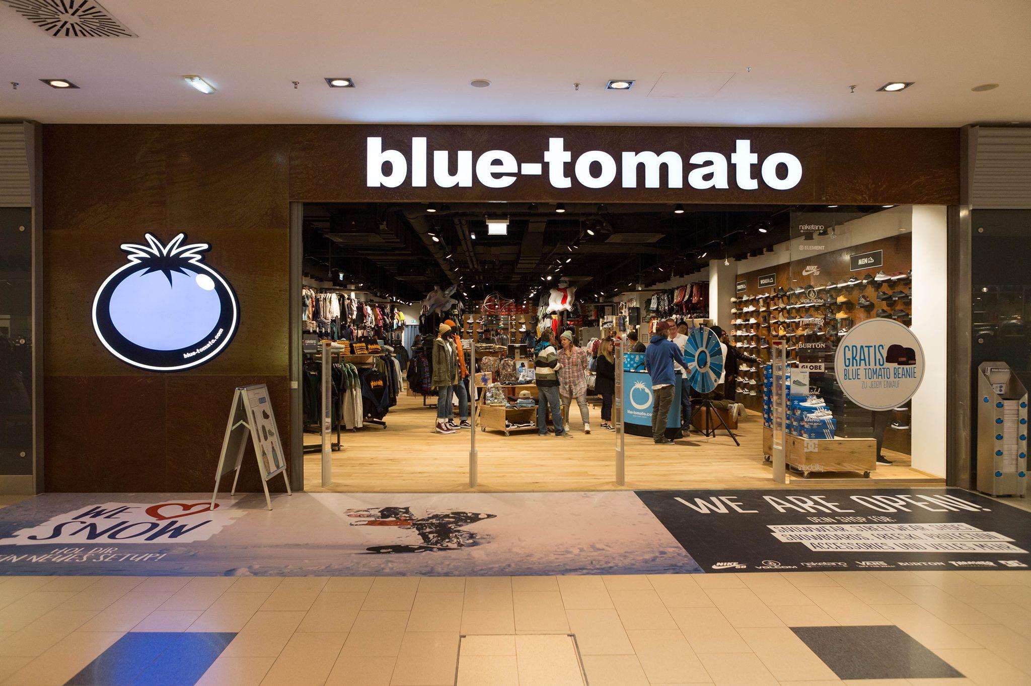 Tach alexa blue tomato er ffnet zweiten shop in for Wohndesign 2 fermob store in berlin