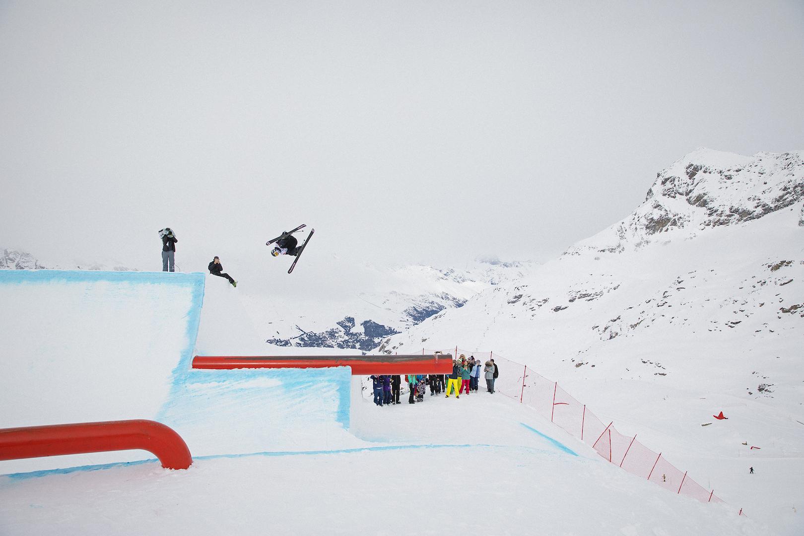 Recap: Freeski World Cup Corvatsch 2018 - SkiingMag