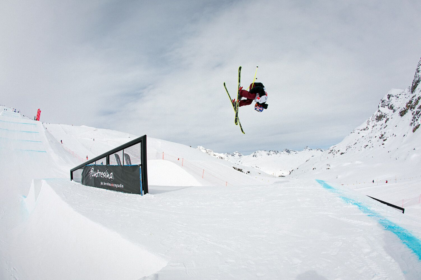 Preview: 7  Freeski World Cup Corvatsch 2019 - Skiin