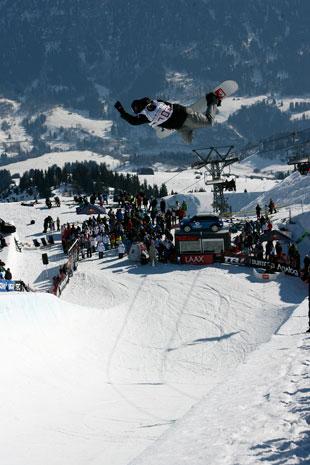 Rider: Iouri Podladtchikov
