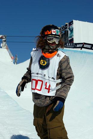 Rider: Danny Davis