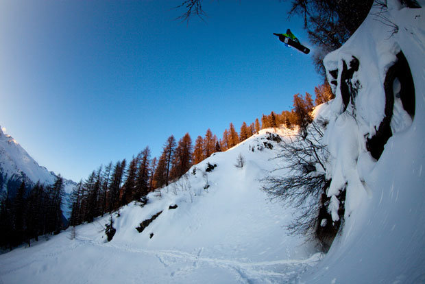 Rider: Sten Smola; Photo: David Birri