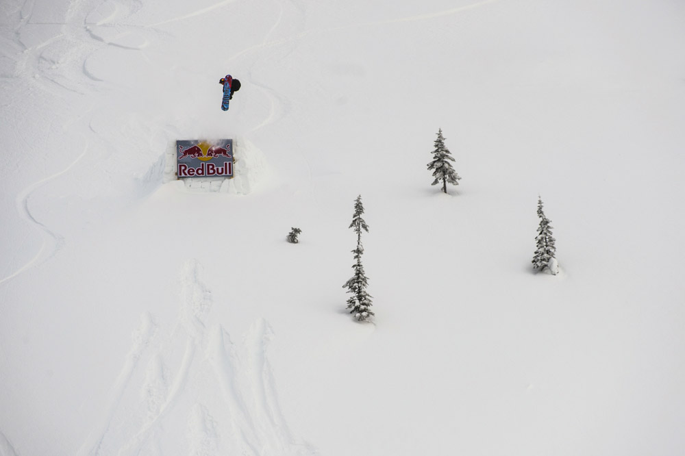 Travis Rice - © Red Bull Media House