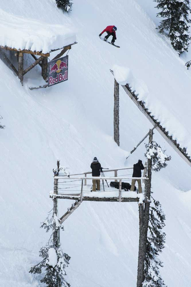 Mark McMorris - © Red Bull Media House