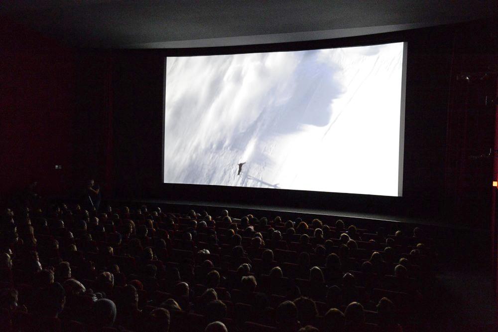 Das kommen hat sich gelohnt: Der Film kann sich Wirlklich sehen lassen!