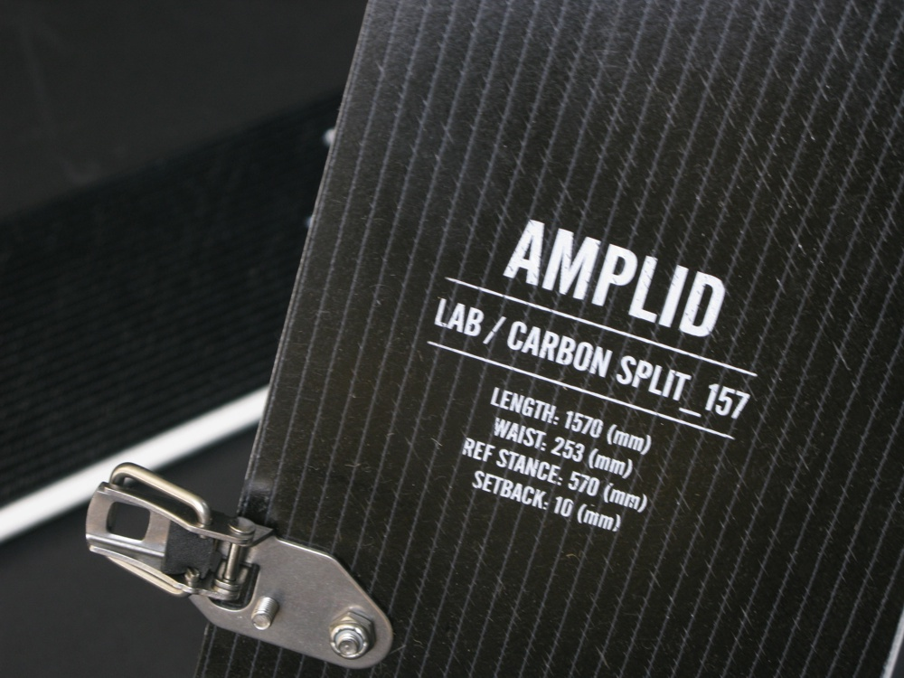 Amplid LAB Carbon Split