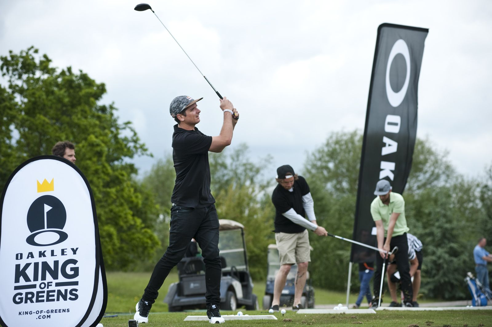Oakley_King_of Greens_2014_MarkoGrilc_GolfClinic