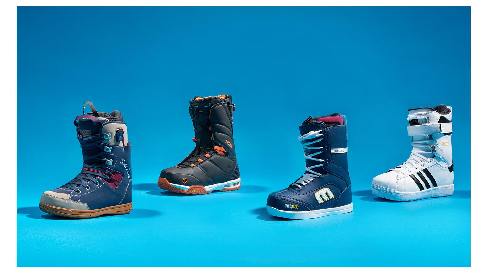 vans snowboard boots herren