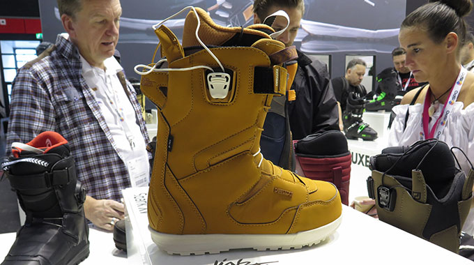 98be2c0e7469 Deeluxe Snowboard Boots 2016 17 Preview - ISPO 2016