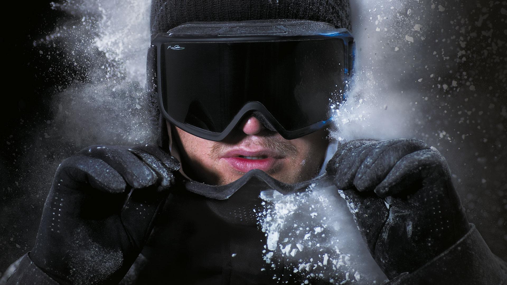 Anon Magna-Tech Goggles & MFI Facemask im Spotli...