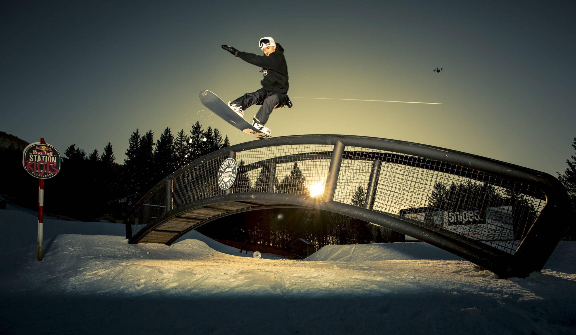 Dylan Norder. Photo: Lorenz Holder