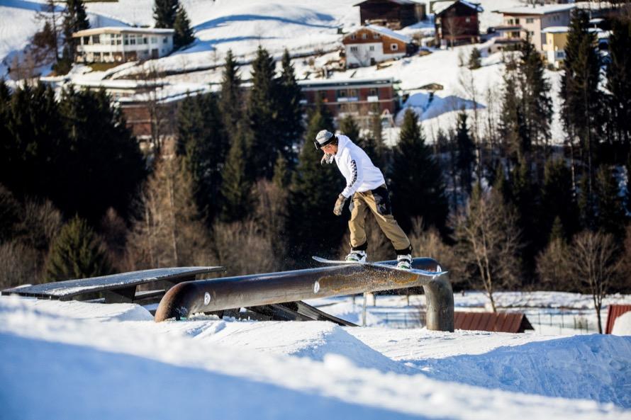 Rider: Samy Kautner | Foto: David Lis - Beers´N´Burger