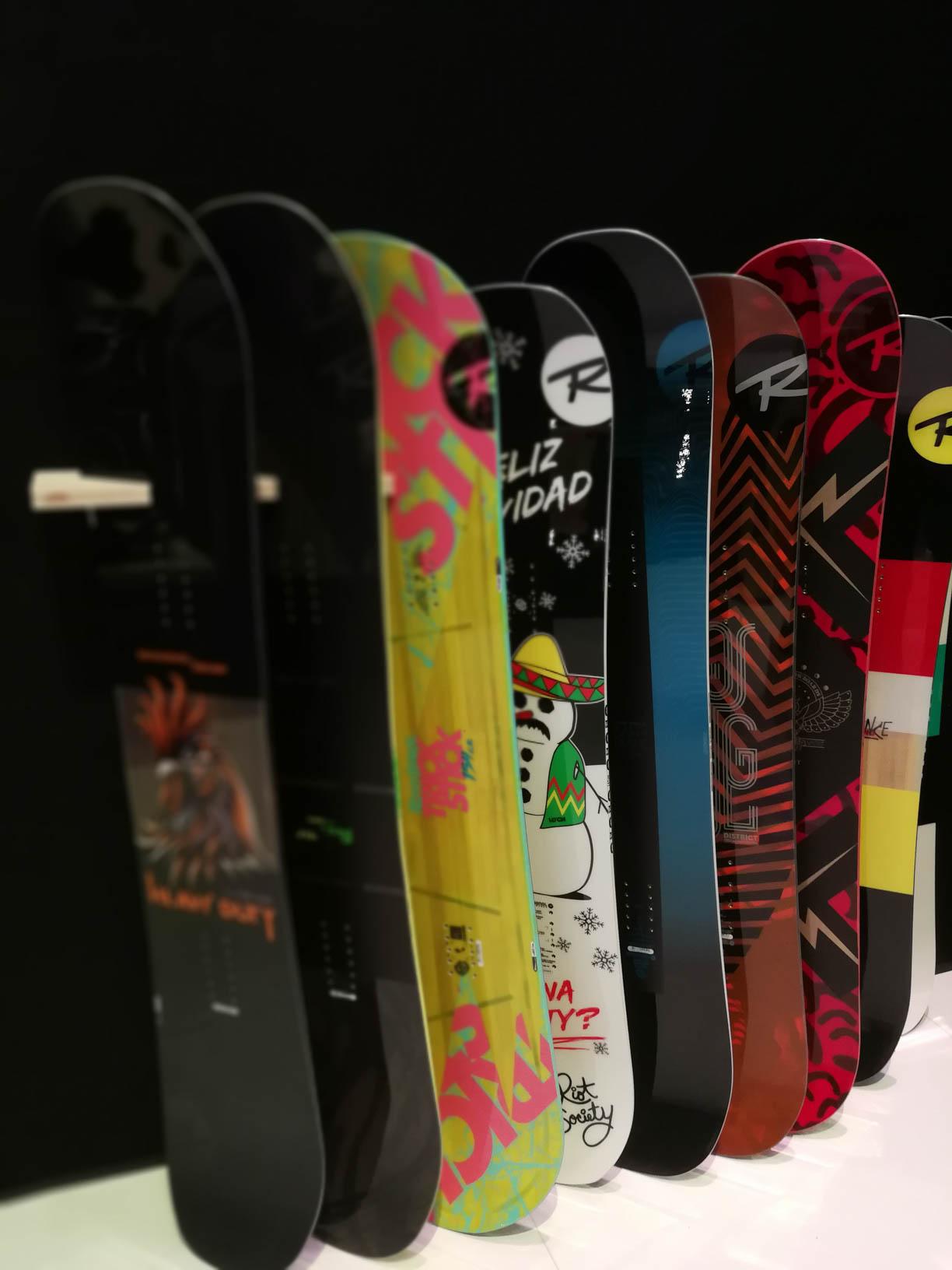 Rossignol Snowboards 18/19
