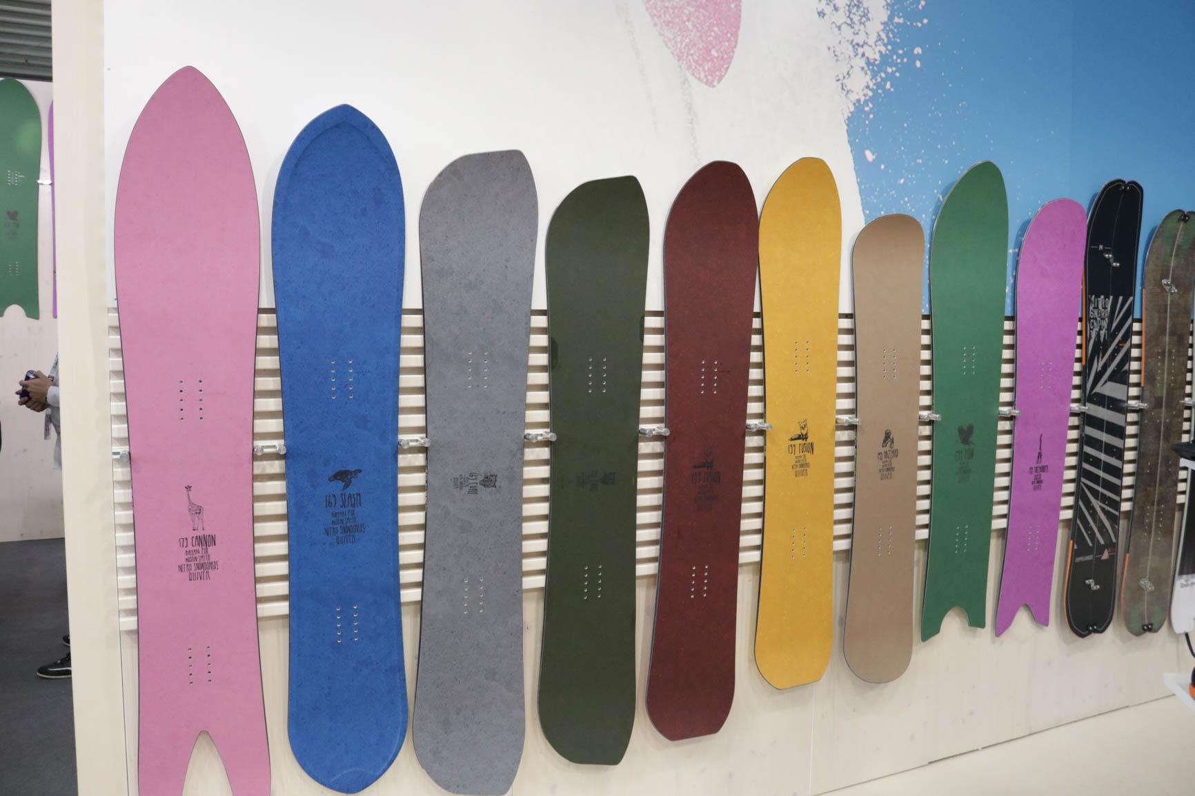 Nitro Snowboards Quiver 18/19