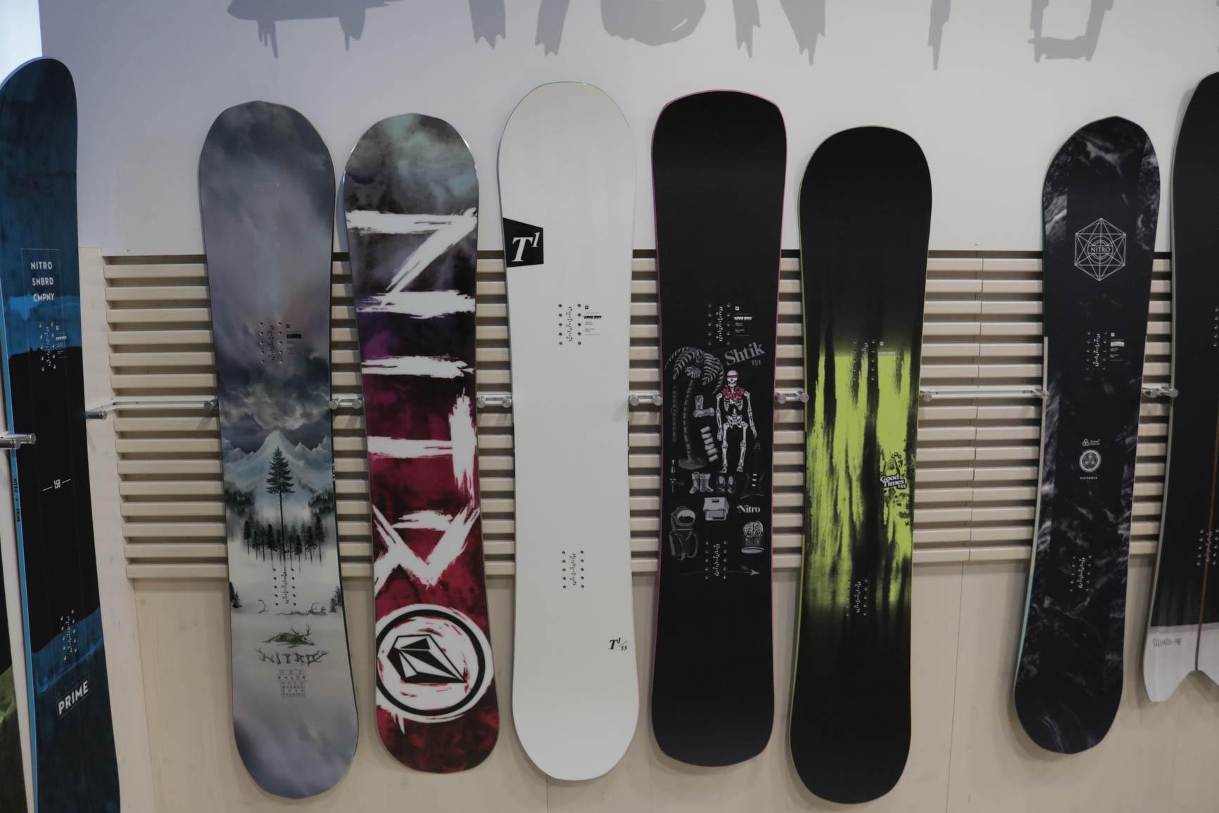 Nitro Snowboards 18/19