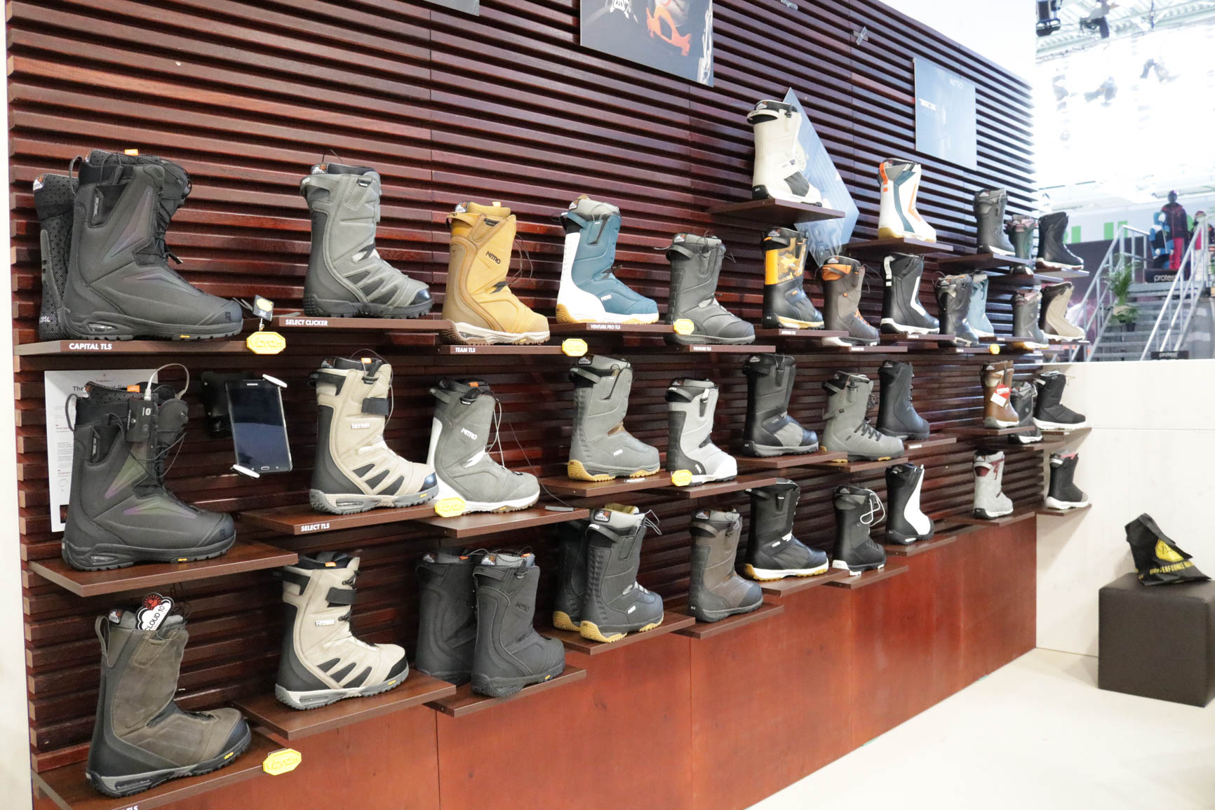 Boots 18/19 von Nitro Snowboards