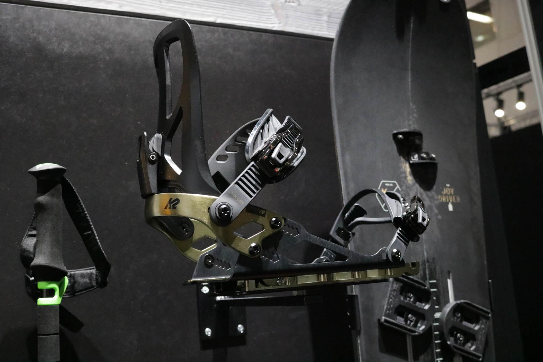 K2 Splitboard Bindung 18/19