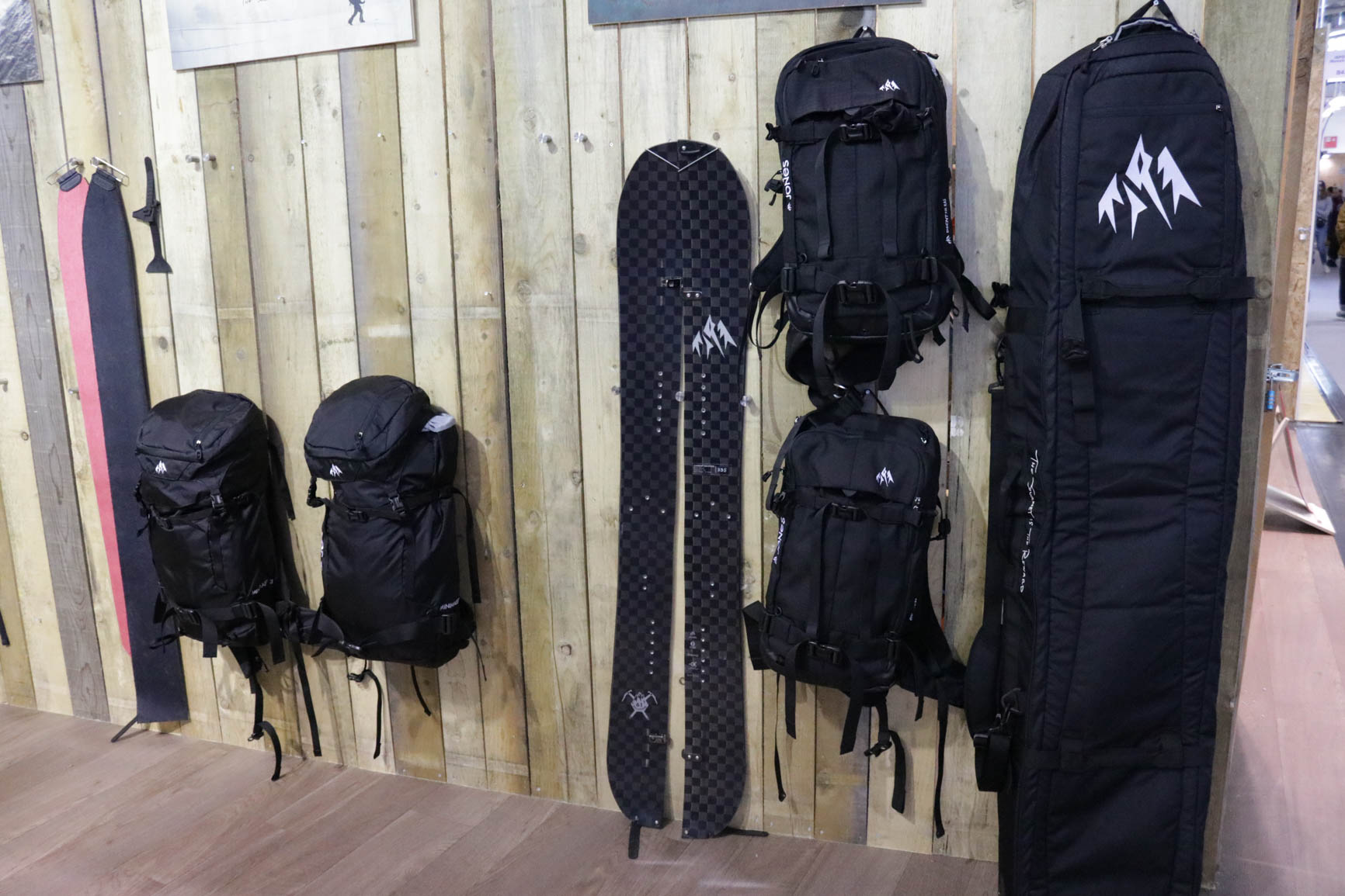 Backpacks von Jones Snowboards