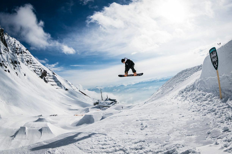 Rider: Steve Grumser   Pic: GOT iT! - Sane! Spring Break 2018 Nordkette
