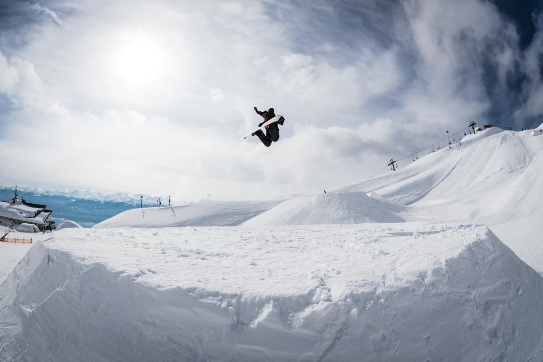 Rider: Peter Walchhofer   Pic: GOT iT! - Sane! Spring Break 2018 Nordkette