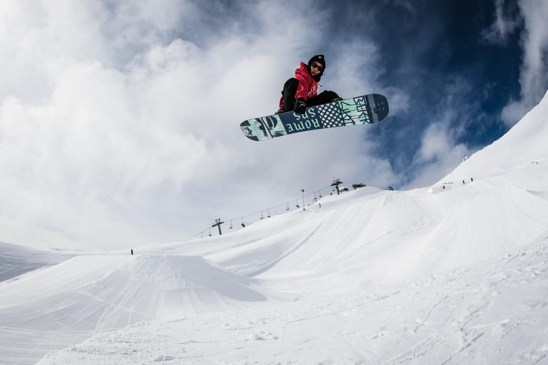 Rider: Max Glatzl   Pic: GOT iT! - Sane! Spring Break 2018 Nordkette