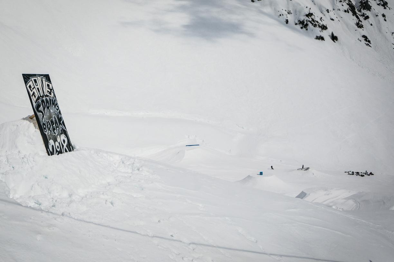Overview   Pic: GOT iT! - Sane! Spring Break 2018 Nordkette
