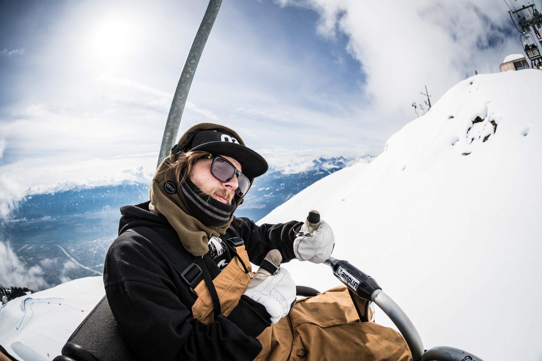 Michi Schatz in da house   Pic: GOT iT! - Sane! Spring Break 2018 Nordkette