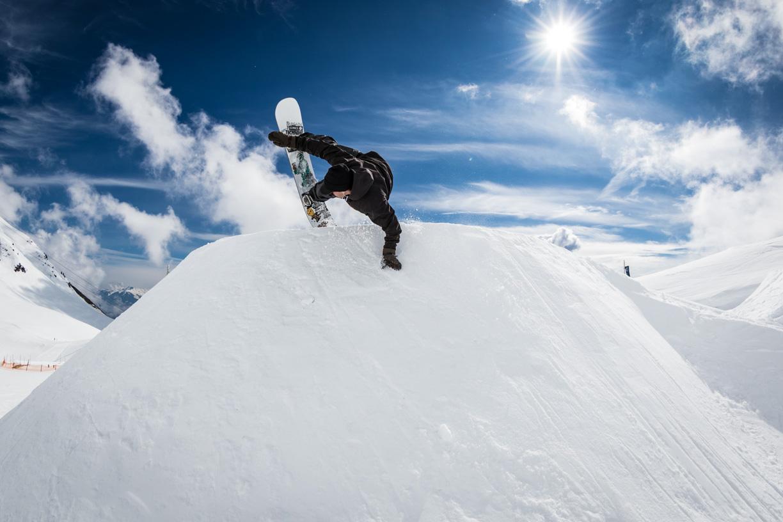 Rider: Benno Bauer   Pic: GOT iT! - Sane! Spring Break 2018 Nordkette