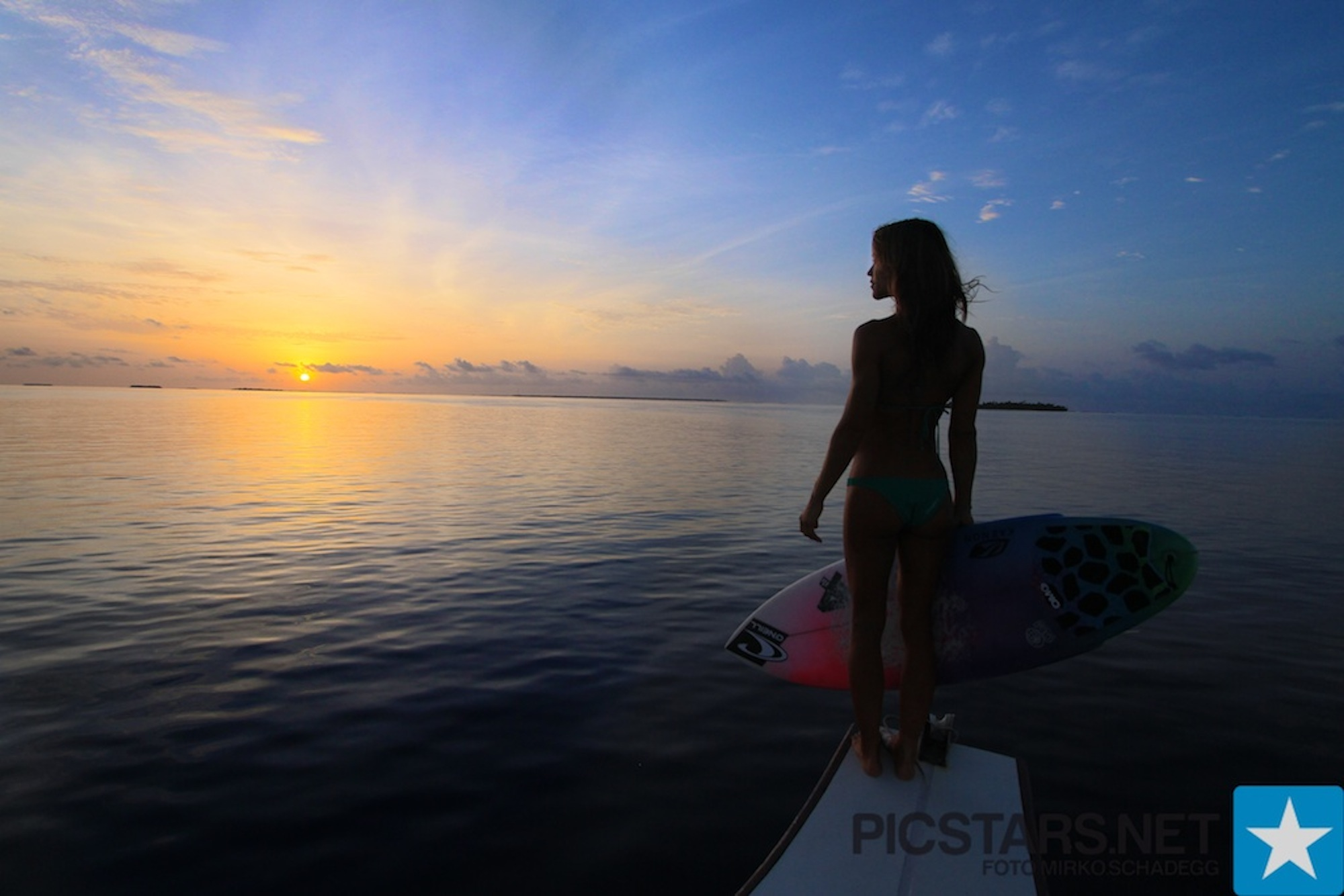 Sonnenuntergang! photo: Mirko Schadegg Picstars.net