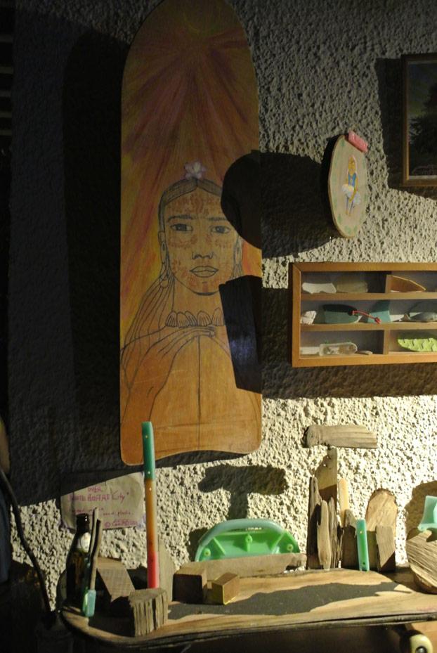 noch mehr Holzkunst