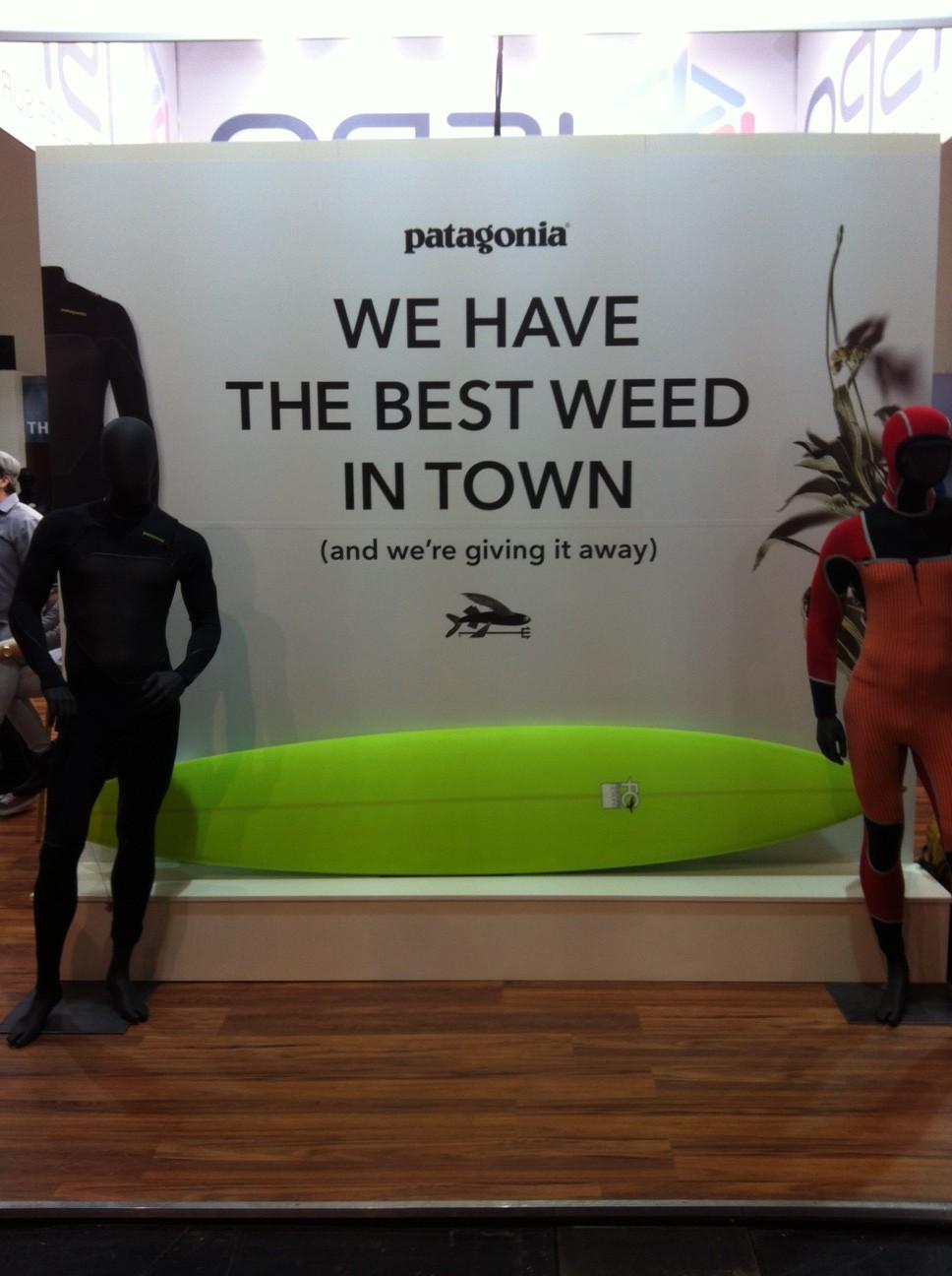 Patagonia präsentierte Ihren Yulex Wetsuit