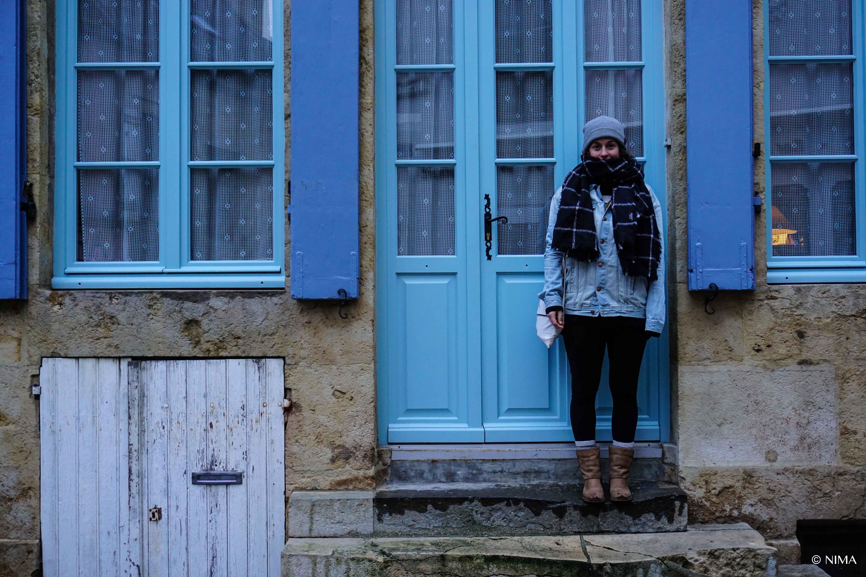 Nini in La Rochelle