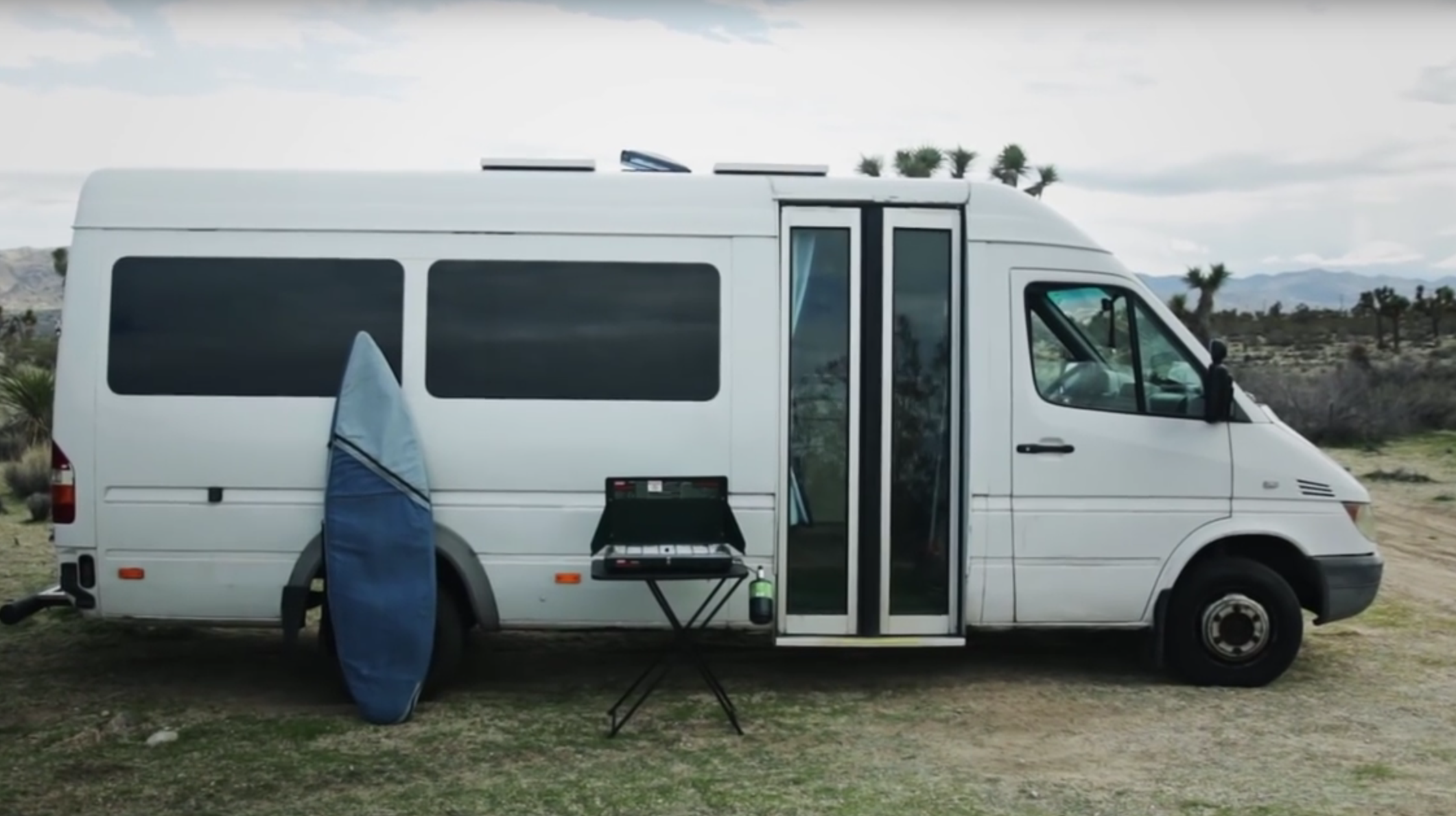 Sprinter Van Conversion Mit Pete Tay