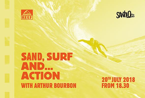 Surf Filmmaking Workshop Mit Arthur Bourbon Im