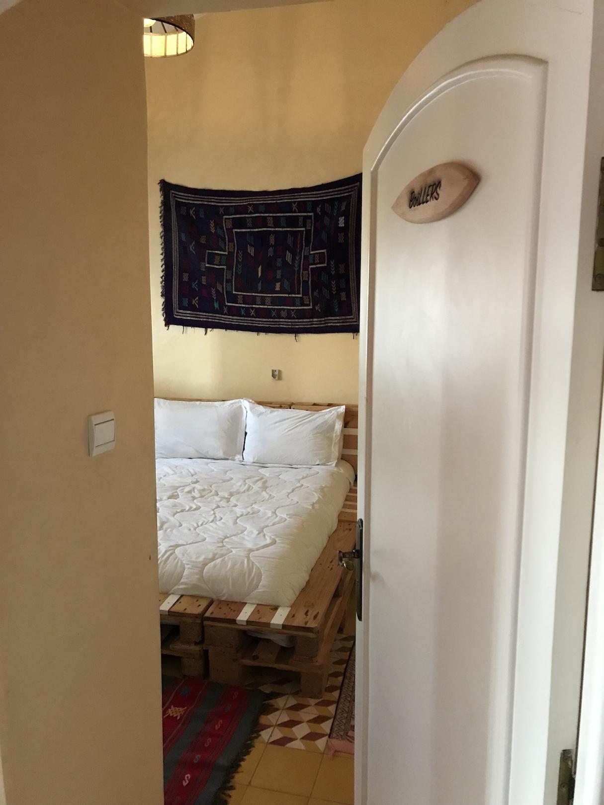 Gemütliche Zimmer! credit: Vincent Frey